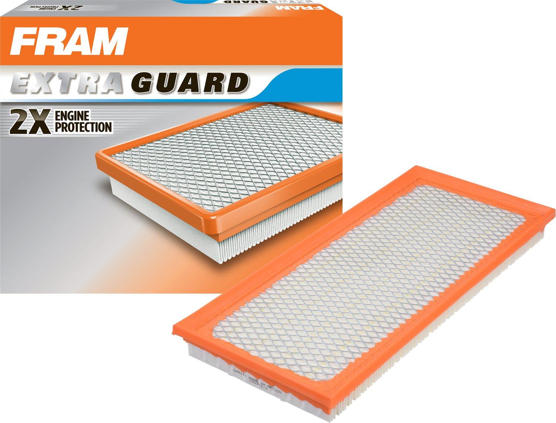 Fram Ca9113 Extra Guard Rigid Panel Air Filter Automotive 2000 Subaru Impreza Fuel Location