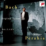 Bach: English Suites Nos. 2, 4 & 5 [Import allemand]