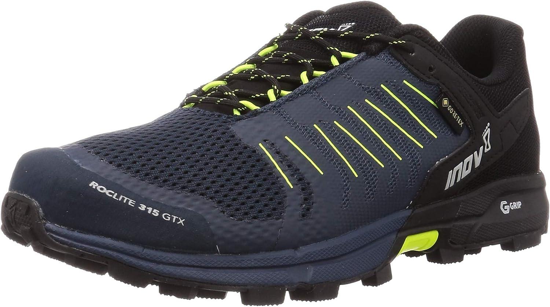 Inov8 Roclite 315 Gore-Tex Zapatilla De Correr para Tierra - AW19: Amazon.es: Zapatos y complementos