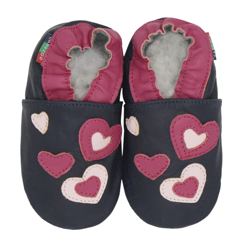 Carozoo Chaussures B/éb/é//Enfant /à Semelle Souple