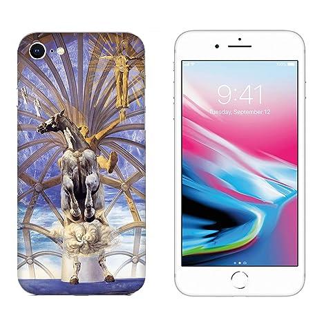 26629b6a587 Funda iPhone 6 plus Carcasa Apple iPhone 6 plus Salvador Dali SANTIAGO EL  GRANDE / Cubierta