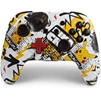 Amazon Price History:PowerA Enhanced Wireless Controller for Nintendo Switch - Pokemon Graffiti - Nintendo Switch