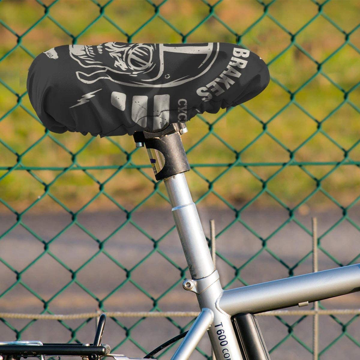 Not Applicable Flamingo Bird Extra Soft Bicycle Seat Bike Saddle Cushion With Water/&Dust Resistant Cover