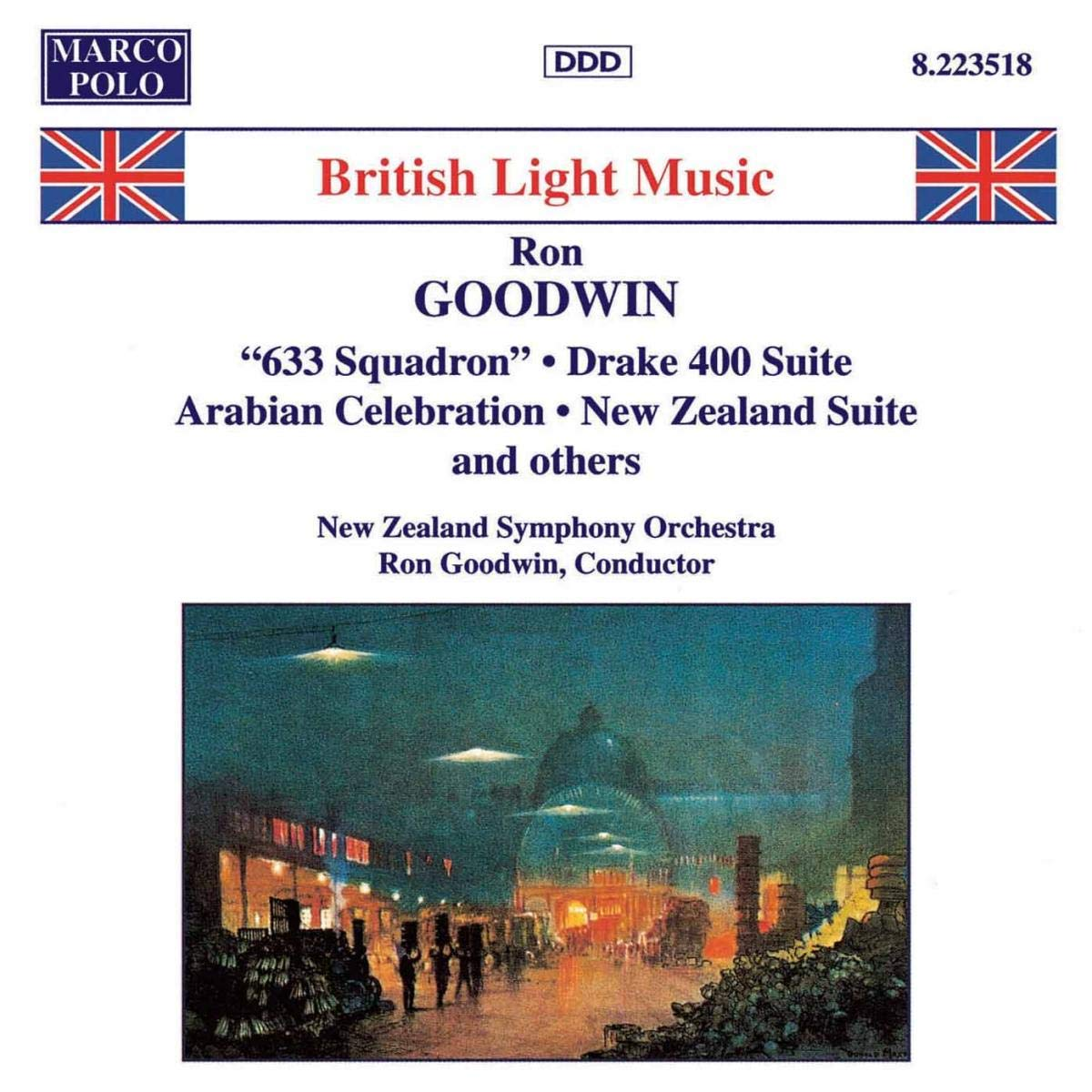 Ron Goodwin - Theme from 633 Squadron /+: New Zealnd Symphony ...