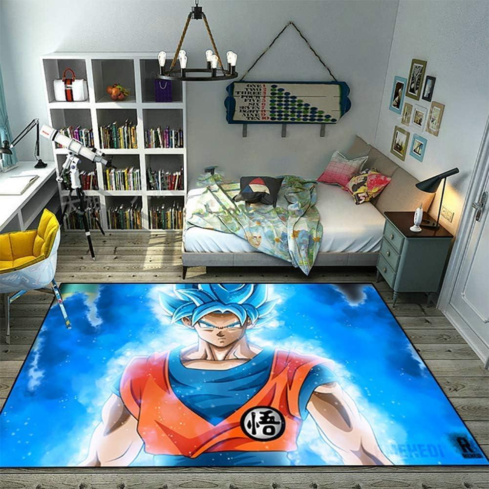Rugs & Carpets Home Decor Dragon Ball Z Carpet Anime Bedroom Living Room Sofa Rug Baby Play Mat Home & Garden Mbln.org