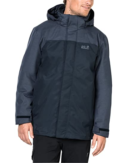 new lower prices best value purchase cheap Jack Wolfskin Herren Echo Lake 3-in-1 Jacke