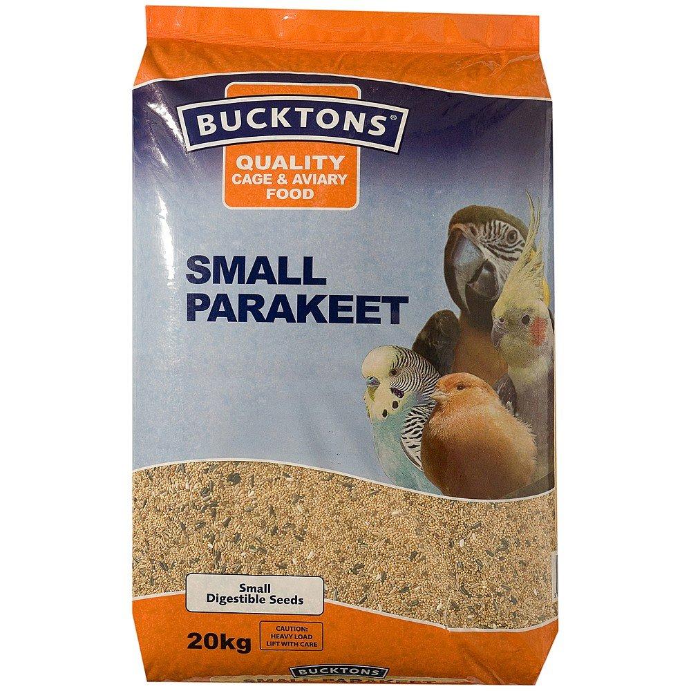 Bucktons Buckton Parakeet Small 20Kg