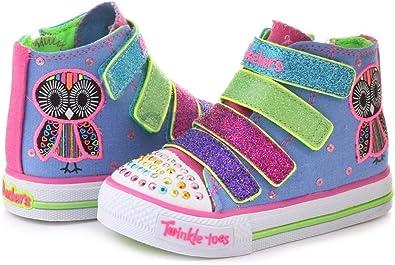 Skechers Girls Toddler Twinkle Toes