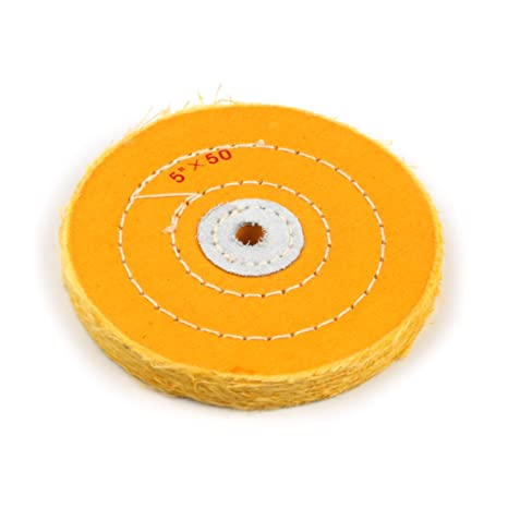 Terrific Amazon Com 5 Inch Cloth Buffing Polishing Wheel With 2 5 Onthecornerstone Fun Painted Chair Ideas Images Onthecornerstoneorg