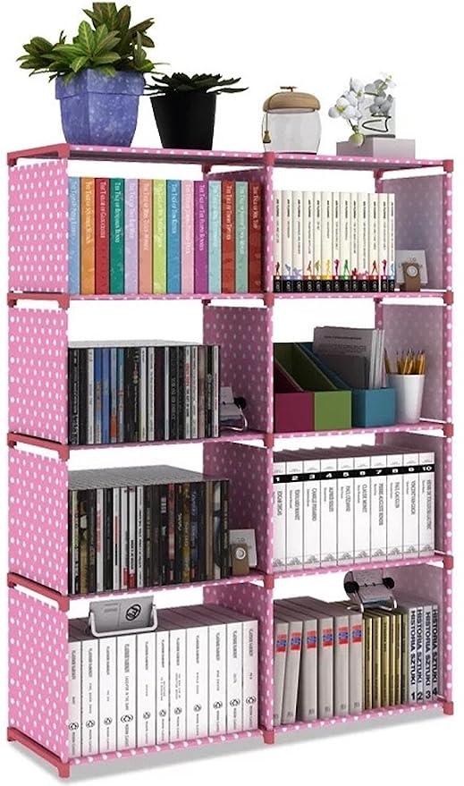 Hometown Market Bookshelf For Girls Kids Or Women Height 125CM Width