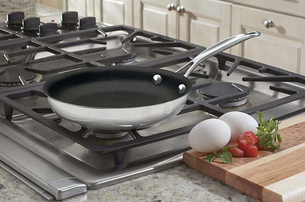 Cuisinart 722-20NS Chef's Classic Stainless Nonstick Review