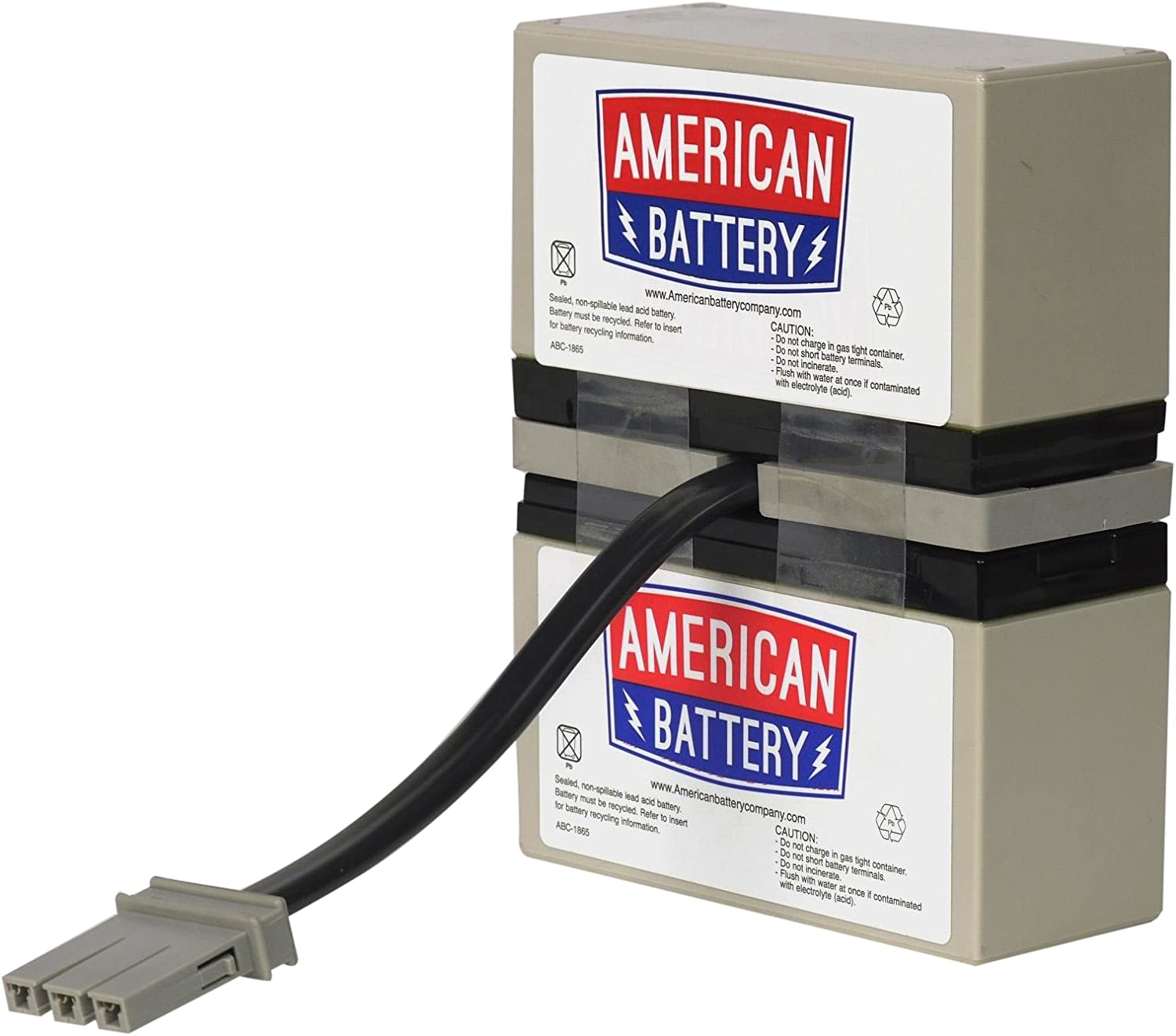 APC by Schneider Electric RBC32 Replacement Battery No 32
