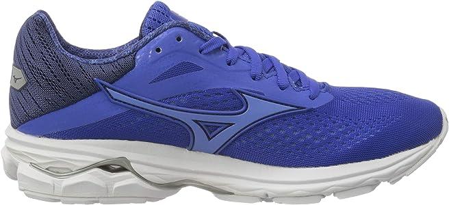 Mizuno Wave Rider 23, Zapatillas de Running para Mujer, Azul (Blue ...
