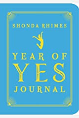 The Year of Yes Journal Paperback