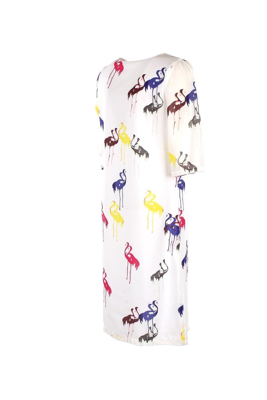 ANONYME Top Donna XL Bianco A218sd101x Primavera Estate 2018