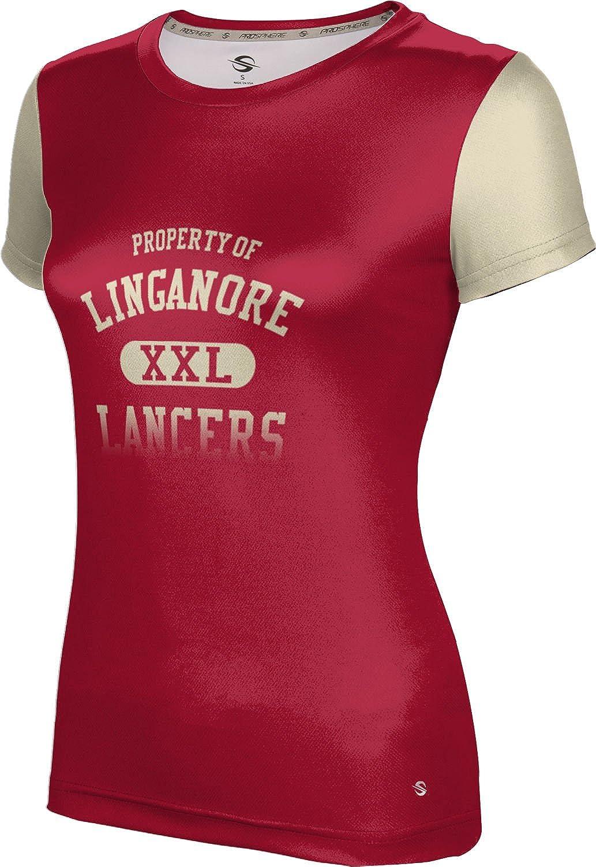 ProSphere Women's Linganore High School Crisscross Tech Tee