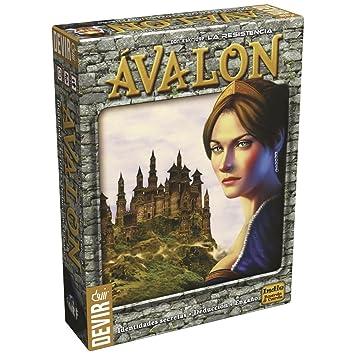 Devir Avalon Juego De Mesa Color Bgresiav Amazon Es Juguetes Y