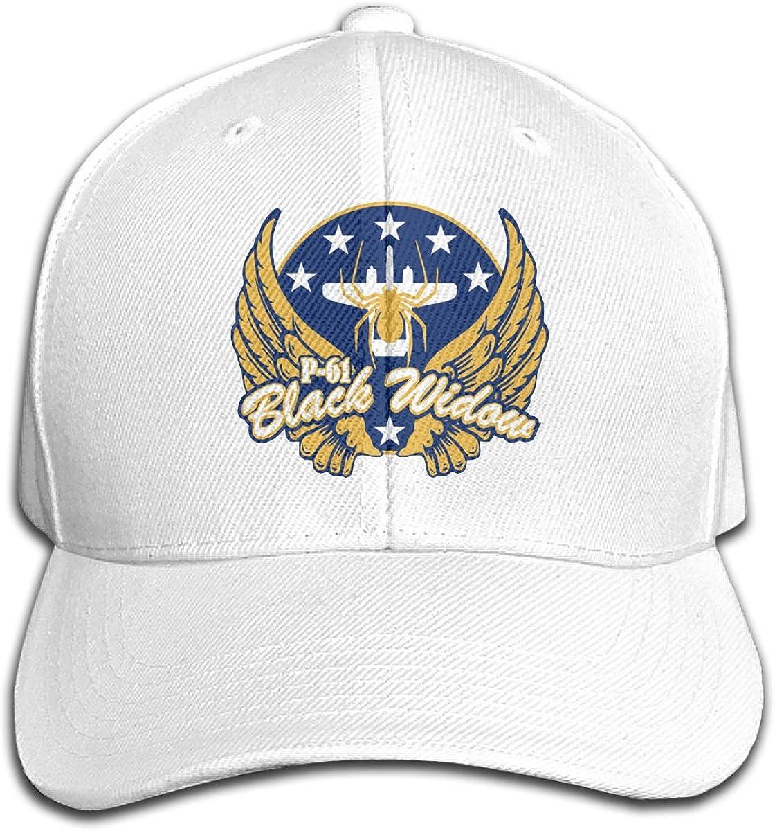 Zdsg WW2 Air Force USAAF Dad Hat Unisex Cotton Hat Adjustable Baseball Cap