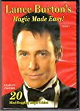 Lance Burton's Magic Made Easy: Volume 1
