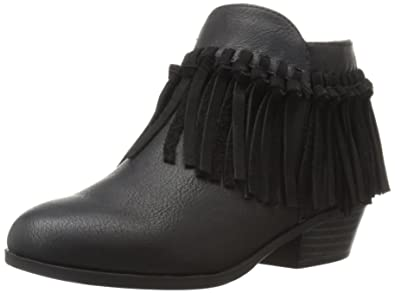 c7f2952efecef Sam Edelman Kids Girls  Petty Zoe Bootie Black 5 M US Big Kid