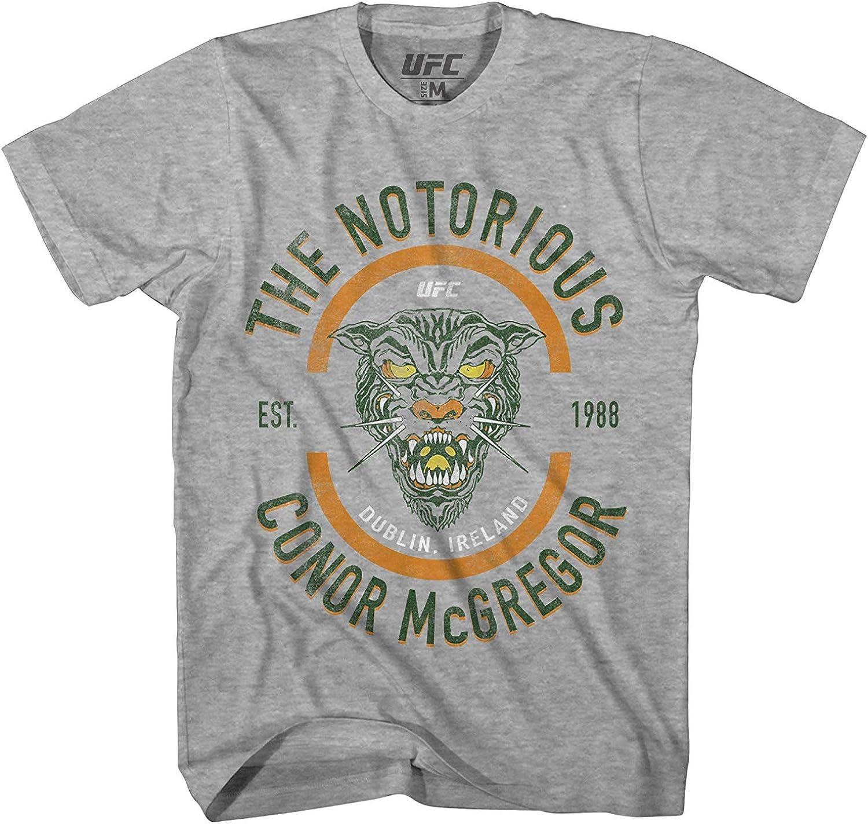 ufc conor mcgregor t shirt