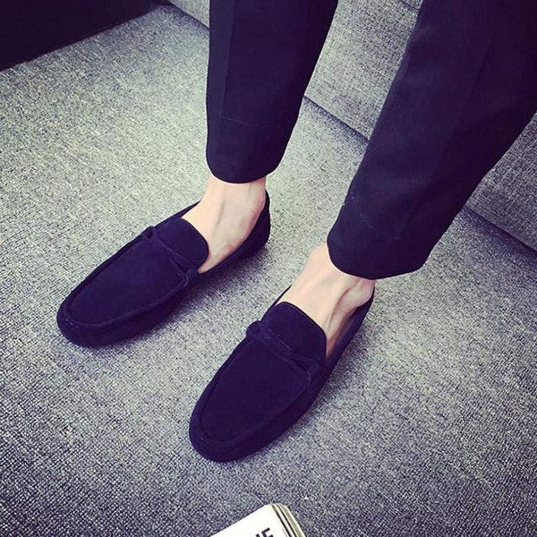 CIELLTE Chaussures Chaussures Habill/ée Homme Homme Cuir Derby El/égant Chaussures Bateau Chaussures de Conduite Casual Mode L/éger Confortable