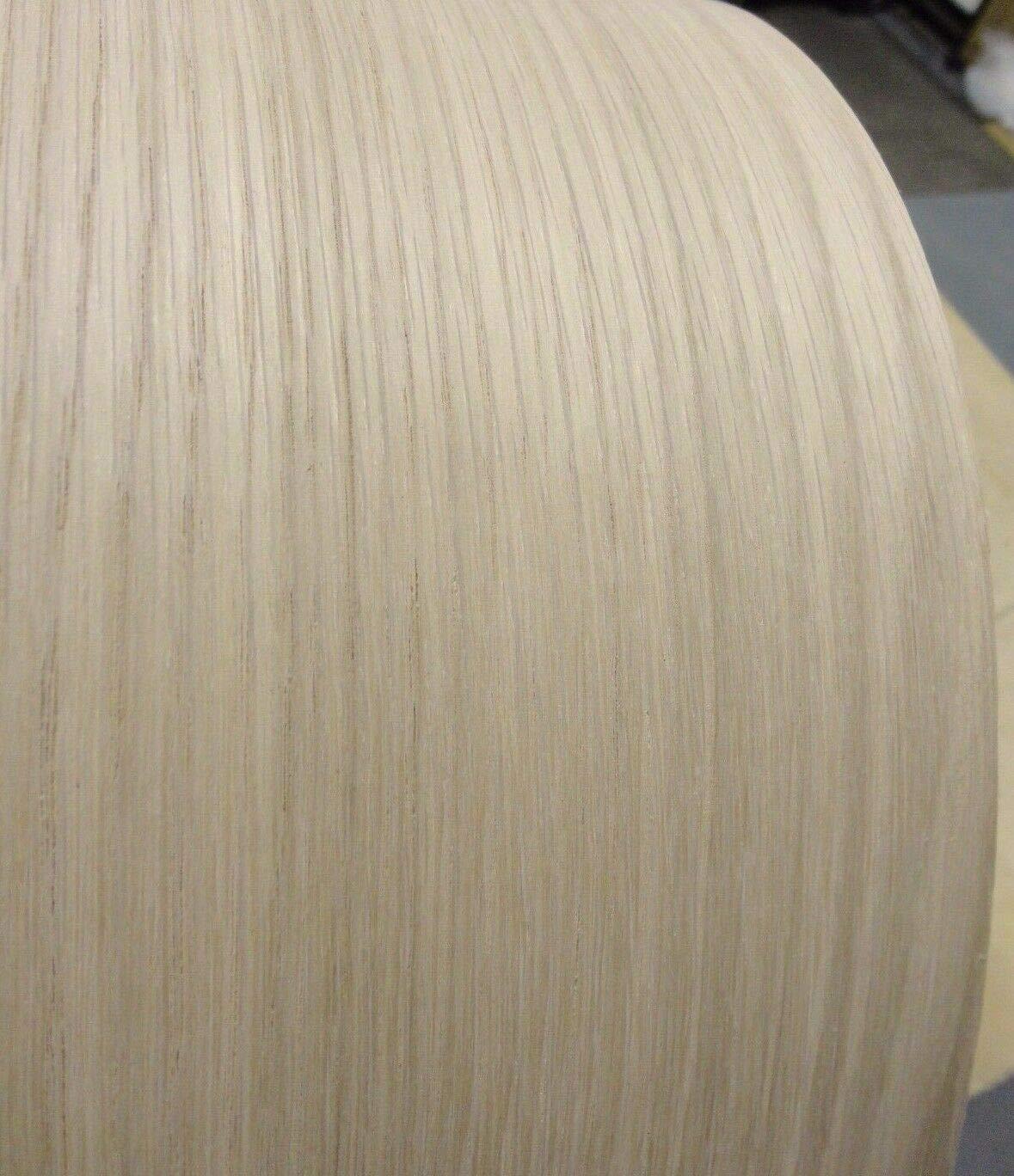 White Oak wood veneer edgebanding 6'' x 120'' with preglued hot melt adhesive by JSO Wood Products