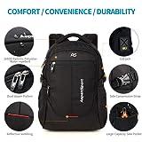 ASPENSPORT Laptop Backpack for Man Fit 17 Inch