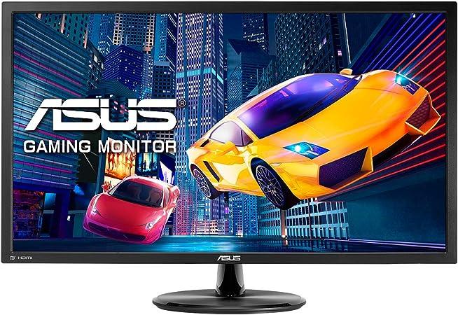 ASUS VP28UQG - Monitor de gaming 28 pulgadas (Adaptive-Sync/FreeSync, Antiparpadeo, Filtro de luz azul): Asustek: Amazon.es: Informática
