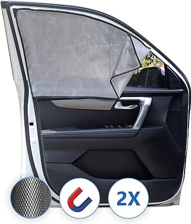 H ZATOOTO Sonnenschutz fürs Auto Vorhang Sonnenschutz Magnetisch für UV-Schutz