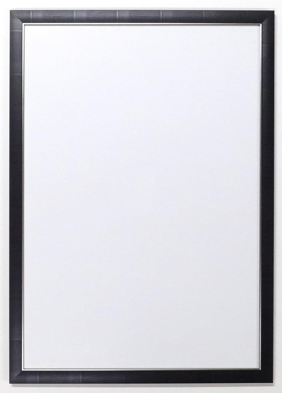 ラモード 用紙フレーム OA-A2(594×420mm)サイズ用額縁 B014 (ブラック) B00U39XSDY ブラック ブラック