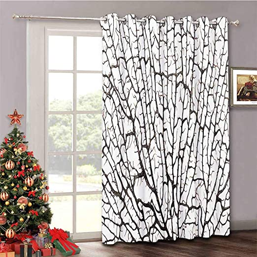 HouseLook Old Forest Decor - Cortina para Puerta corredera de ...