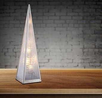 Weihnachtsbeleuchtung Fenster Pyramide.Led Weihnachtspyramide Mit Beleuchtung Weihnachtsbeleuchtung Fürs