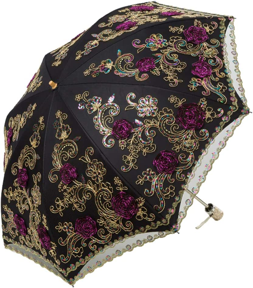 15 Piece Mix Lot Cotton Embroidered Sun Protraction Umbrella Home Decor Wedding Umbrella parasol Beautiful Party Decor Vintage Good Loking