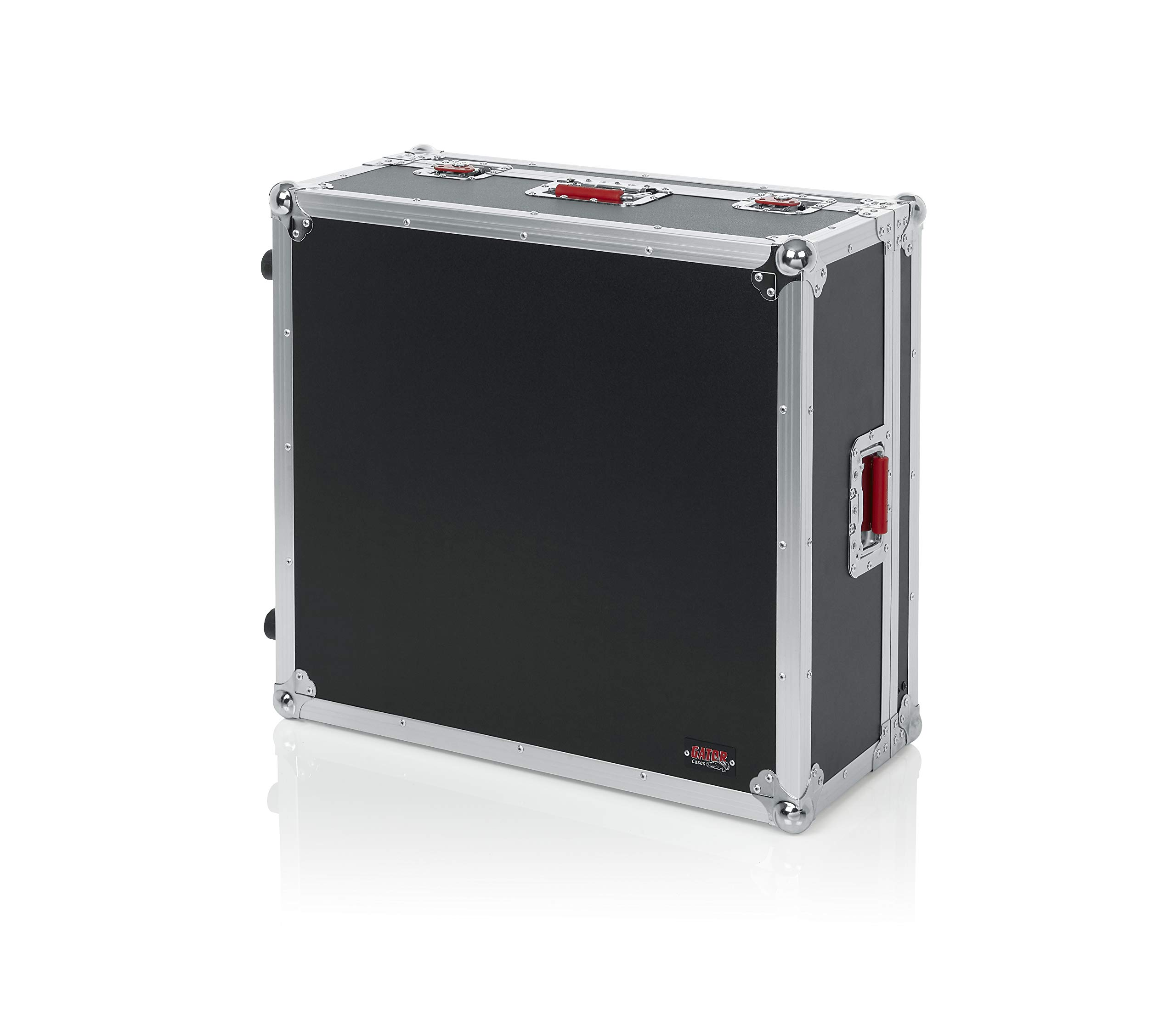 Gator Cases G-TOUR ATA Style Road Case - Custom Fit for the Behringer X32 Compact Mixer with Heavy Duty Hardware (G-TOURX32CMPCTND)