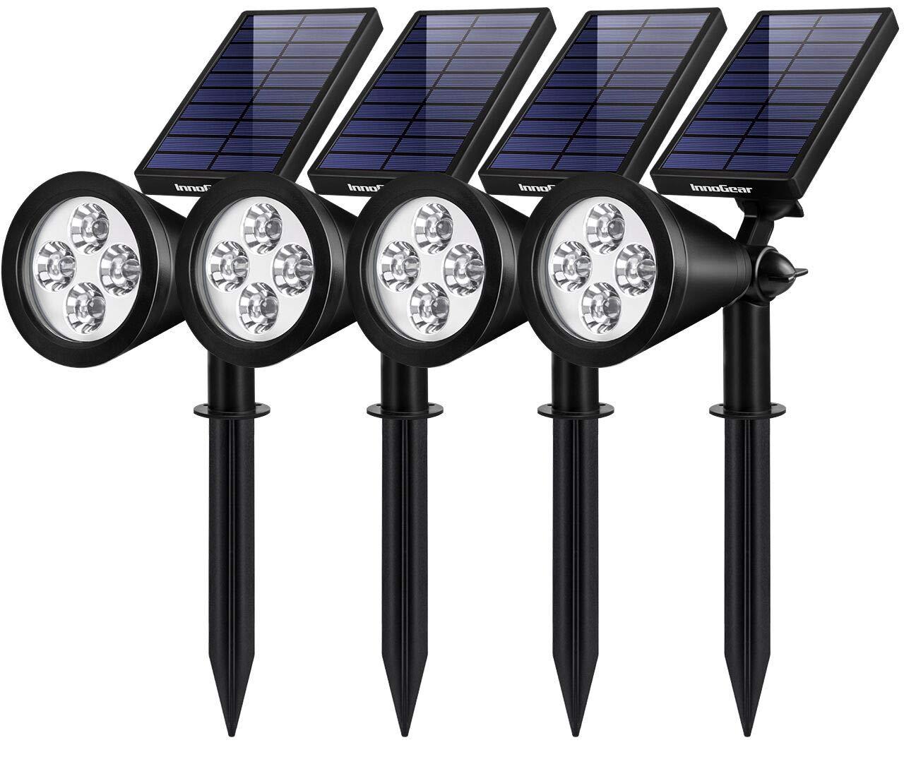 InnoGear Solar Lights – Waterproof Outdoor Landscape Lights