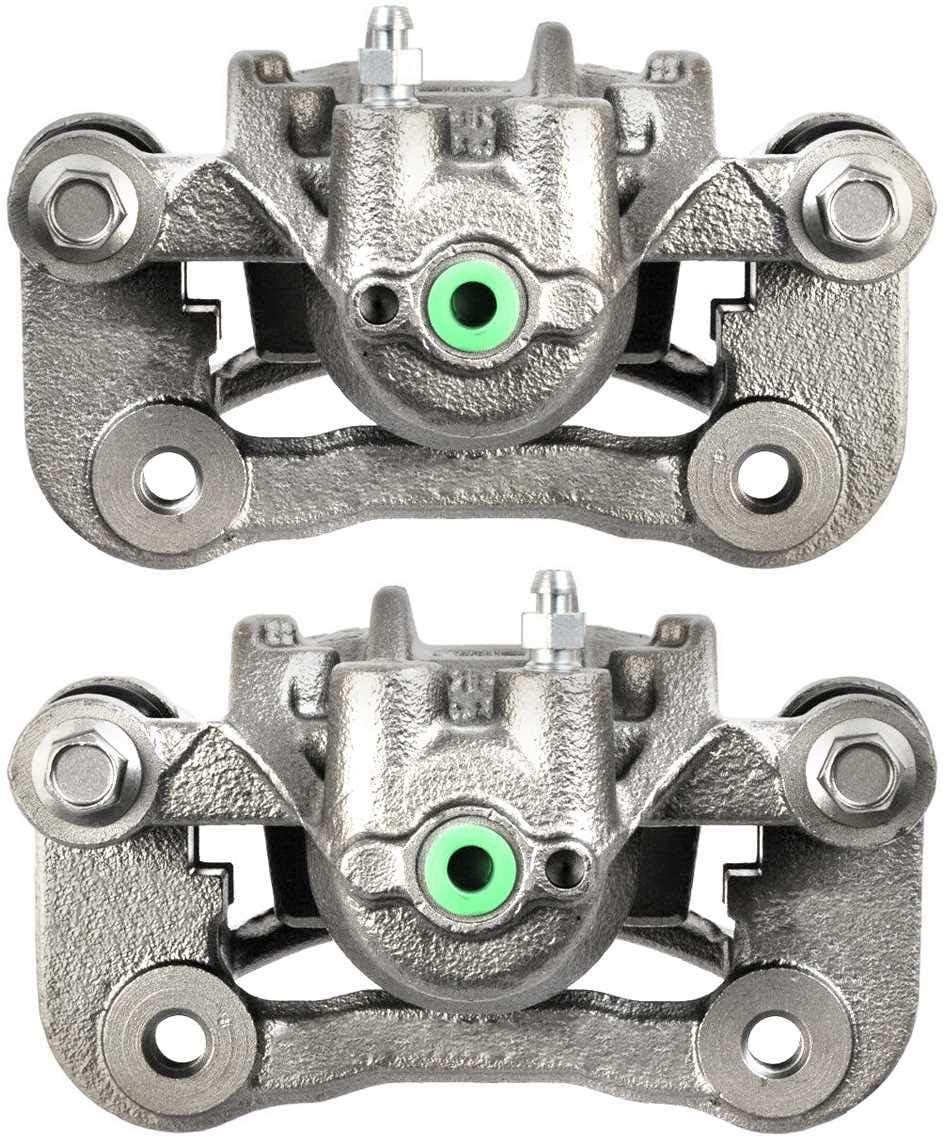 AutoShack BC30442PR Rear Disc Brake Caliper Pair