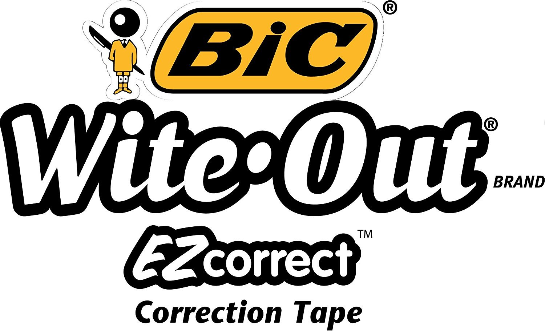 Bic Wite-Out Cinta - Cinta Wite-Out correctora EZCorrect ffaf9e