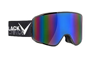 86601529267 Black Crevice Planai unisex ski goggles, Unisex, Skibrille Planai,  black/white,