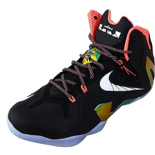Nike - Zapatillas Deportivas de Baloncesto Lebron XI Elite Perfil ...