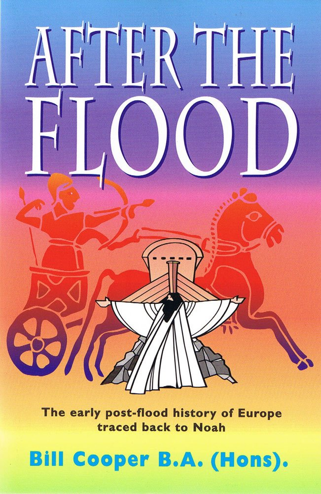 After The Flood Bill Cooper 9781874367406 Amazon Books