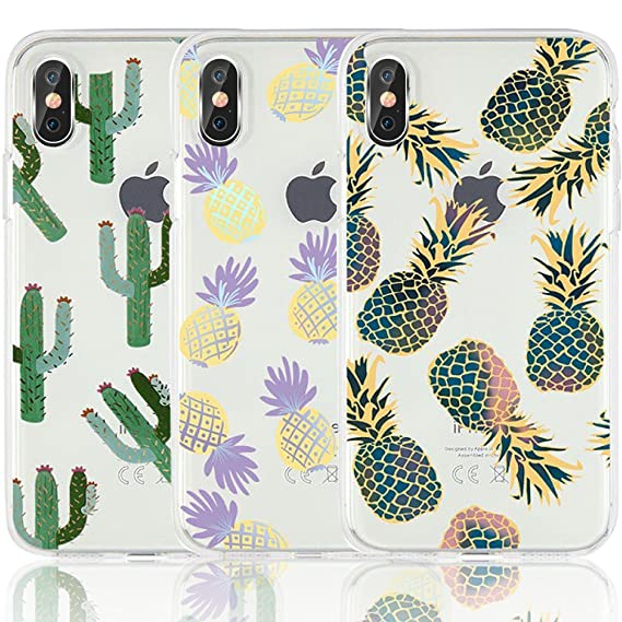Amazon Com Carterlily Case For Iphone Xs Iphone X 3 Pack