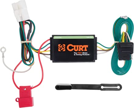 Amazon.com: CURT 56040 Vehicle-Side Custom 4-Pin Trailer Wiring Harness,  Select Subaru Ascent, Forester, Outback, Crosstrek, XV: Automotive | Wiring Harness For Car Trailer |  | Amazon.com