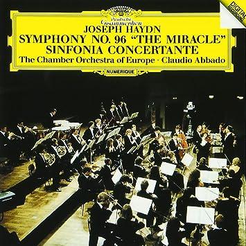 Amazon   ハイドン:交響曲第96番...