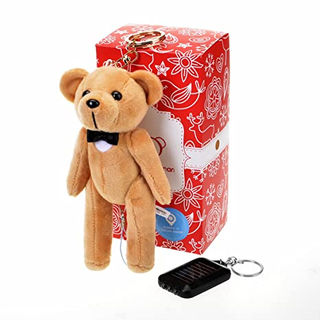 Amazon com : Bear Gentleman 130dB Personal Alarm Self
