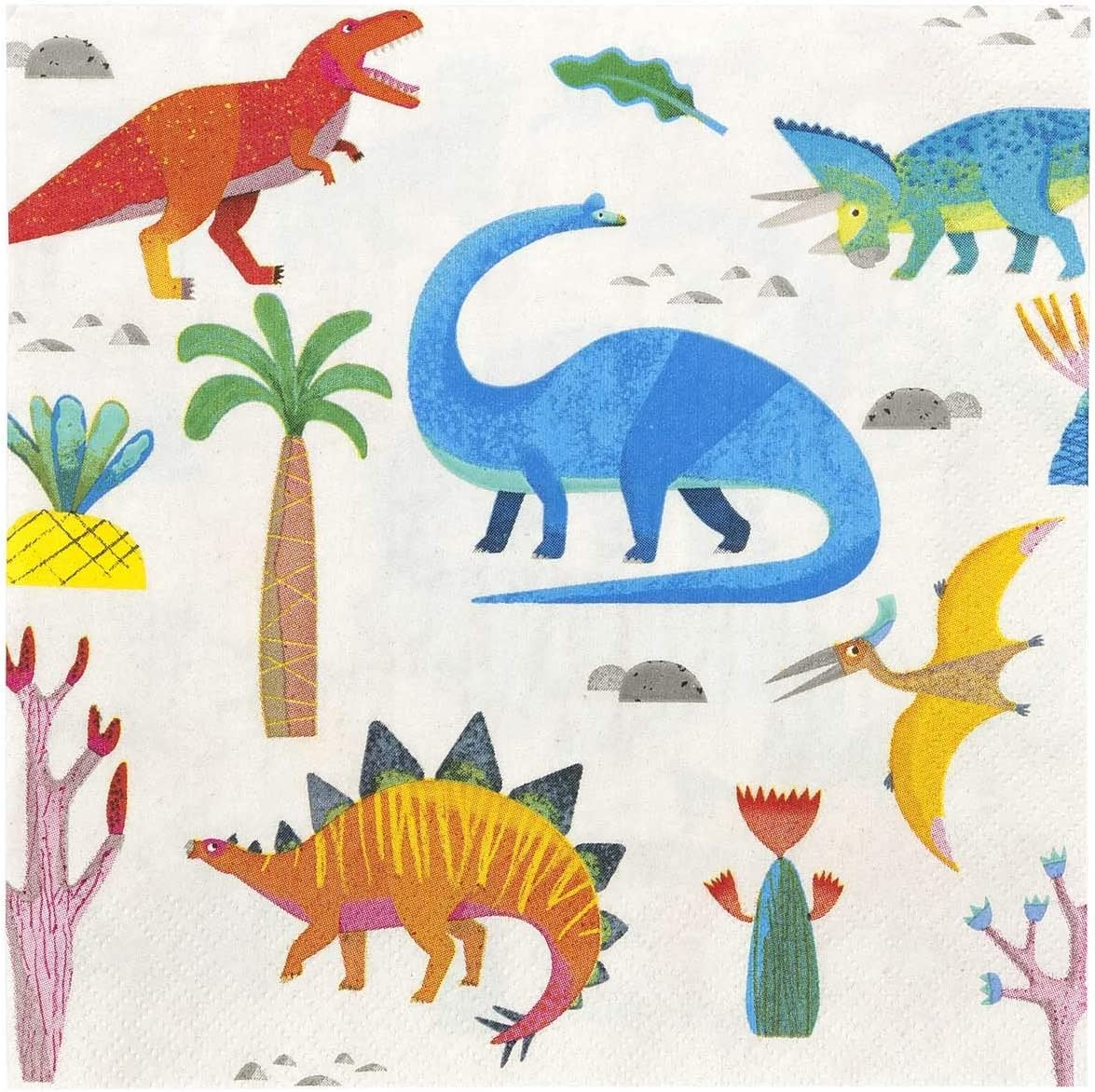 Amazon.com: Dinosaurio suministros de fiesta dinosaurios ...