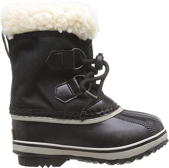 Sorel Unisex Kids' Childrens Yoot Pac Nylon Snow Boot,Sorel