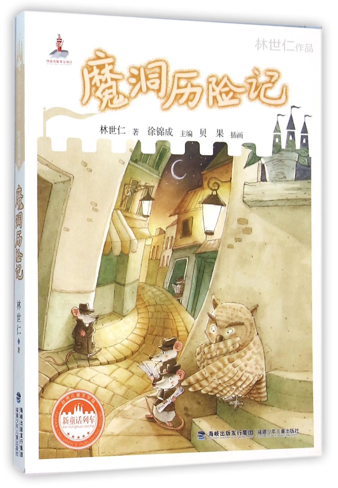 Adventure in the Magic Hole (Chinese Edition) PDF