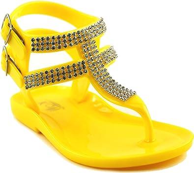 Clara JR Little Girls JR Low Flat Heel