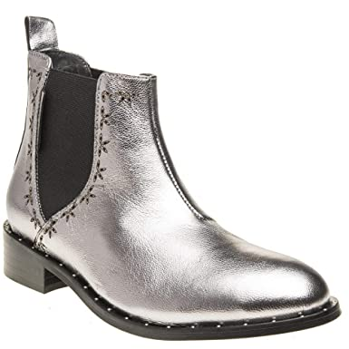 7446ef9b9d29 Amazon.com  Ilse Jacobsen Alica Chelsea Womens Boots Black  Clothing